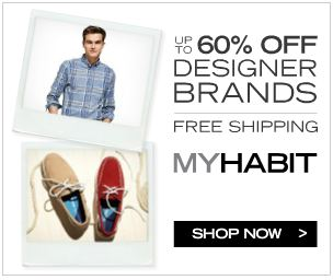 Join MyHabit for up to 60% off