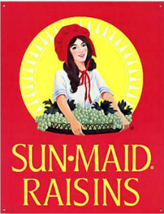 Sun Maid Recipe Book