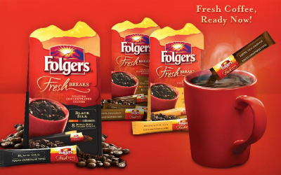 Folgers Free Sample
