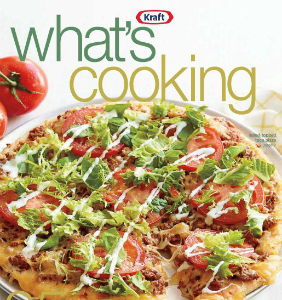 Kraft Cooking Magazine